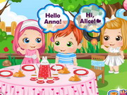 Baby Alice Tea Party Walkthrough