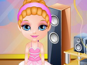 Baby Barbie Ballet Injury Walkthrough