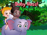 Baby Hazel African Safari Walkthrough