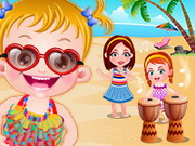 Baby Hazel Beach Party Walkthrough