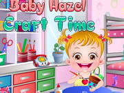 Baby Hazel Craft Time Walkthrough
