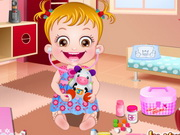 Baby Hazel Doctor Play Walkthrough
