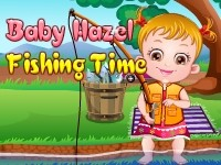 Baby Hazel Fishing Time Walkthrough