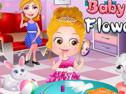 Baby Hazel Flower Girl Walkthrough
