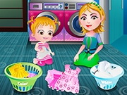 Baby Hazel Laundry Time Walkthrough