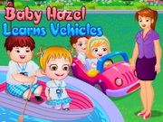 Baby Hazel Learns Vehicles Walkthrough