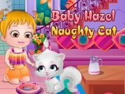 Baby Hazel Naughty Cat Walkthrough