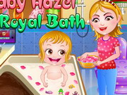 Baby Hazel Royal Bath Walkthrough