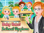 Baby Hazel School Hygiene Walkthrough
