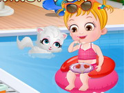 Baby Hazel Summer Fun Walkthrough