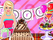 Barbi Birthday Party