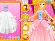 Barbie Party Dress Design