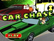 Ben 10 Car Chase
