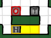 Blocks With Letters On 4