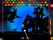 Bubble Shooter Halloween 2