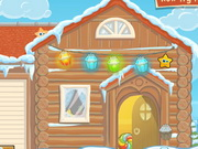 Candy Winter Walkthrough