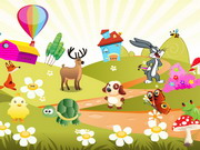 Cartoon Animal Escape Walkthrough