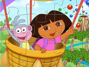 Dora and Boots Jigsaw