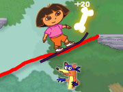Dora Save the Dog Walkthrough