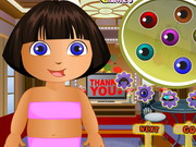 Dora ThanksGiving Party Dressup
