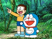 Doraemon Jungle Hunting