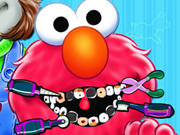 Elmo Visits  Dentist