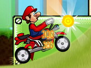 Mario Speed Bike