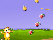 Monkey Javelin Throw