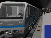 New 3d Metro Simulator