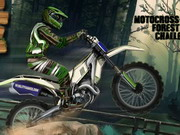 New Motocross Forest Challenge