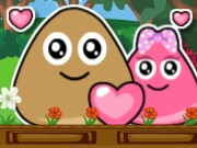 Pou Lovely Kiss 2