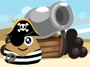 Pou Pirate Shot Walkthrough