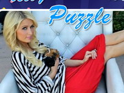 Pretty Paris Hilton Puzzle