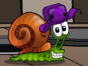 Snail Bob 6: Winter Story Walkthrough