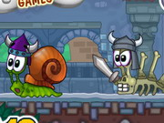 Snail Bob 7:fantasy Story Walkthrough
