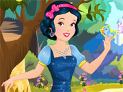 Snow White Fantastic Dressup