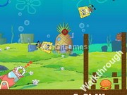 Spongebob Cannon Hamburger Walkthrough