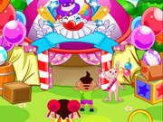 Spot The Differences Circus