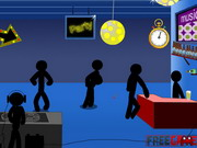 Stickman Death Party