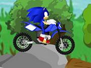 لعبة دراجة سونيك السوبر