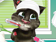 Talking Tom After Injury