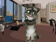 Talking Tom Room Decoration