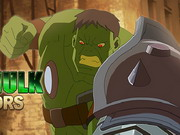 Planet Hulk Gladiators