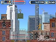 Play Power Rangers Dino Thunder - Red Hot Rescue