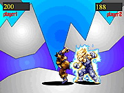 Play Dragon Ball Z : The Flash Super Saiyan