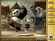 Kung Fu Panda Find The Alphabets