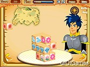 Play Mahjong Knight's Quest