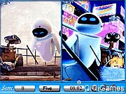 Wall E - Similarities