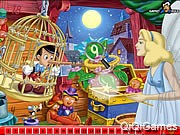 Play Hidden Numbers - Pinocchio