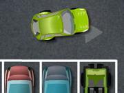 لعبة ركن السيارة